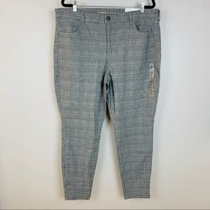 American Eagle Outfitters Pants & Jumpsuits - American Eagle Super Stretch Hi-Rise Jegging |
